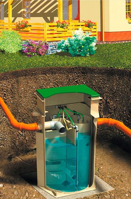 Как мы устанавливаем очистные станции в Можайском районе